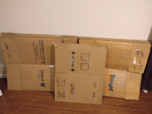 Moving Boxes & Packing Materials