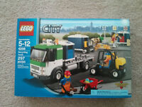 Brand New Sealed - Lego City Recycling Truck - 4206 (Limited Ed
