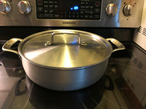 Jamie Oliver Anodized, Thermo-Spot cooking pot