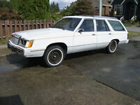 1986 Mercury Other Wagon