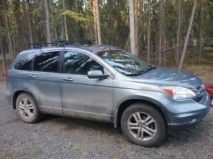 2010 Honda CR-V SUV, Crossover with Thule Roof Rack