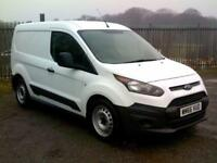 Ford Transit Connect 1.5 Tdci 75Ps Van Euro 6 DIESEL MANUAL WHITE (2016)