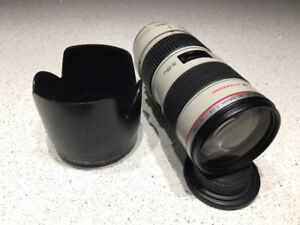 Canon EF 70-200mm f/2.8 L IS USM (Vers. 1)