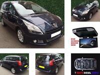 2011 Peugeot 5008 1.6 HDi FAP Sport 5dr