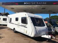 Swift Challenger 570 4 Berth Touring Caravan 2010