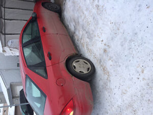 2001 Ford Focus automatique
