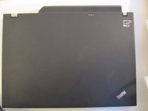 "IBM ThinkPad 14"" laptop Intel C2D 2.2 GHz Nvidia graphics"