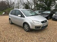 2004 Ford Focus C-MAX 2.0TDCi Ghia 6 Months MOT Load Of Reciepts