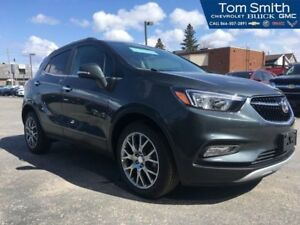 2018 Buick Encore Sport Touring  - Leather Seats