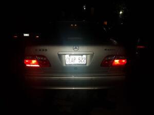 VERY RARE OPTIONS 2002 Mercedes-Benz E-Class E430-4matic