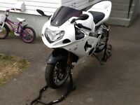 GSXR 1000 for sale ($4000 obo)