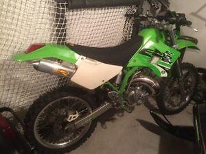 Offre Kawasaki KDX220 2001