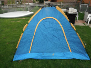 EZ Camping Tent/Waders/Heater/Canoe/Golf Spikes