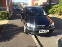 Vauxhall zafira 1.8 auto