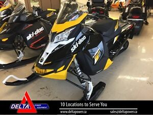 2017 Ski-Doo MXZ Blizzard 900 ACE Cross Country Sn