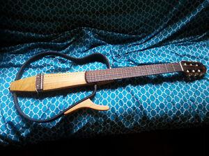Yahama SLG110N Nylon String Silent Guitar