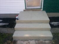 Conrete forms and concrete repair