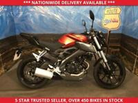 YAMAHA MT-125 MT 125 ABS MODEL NAKED SPORTS LEARNER LOW MILES 2015