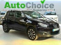 2012 Nissan Qashqai 1.6 N-TEC PLUS 5d 117 BHP Hatchback Petrol Manual
