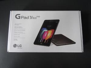 LG G PAD IV - Brand New In Box!