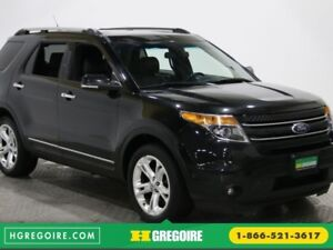 2011 Ford Explorer Limited AWD CUIR TOIT MAGS CAM DE RECULE