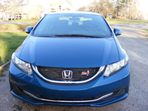 2013 Honda Civic S.I. for sale