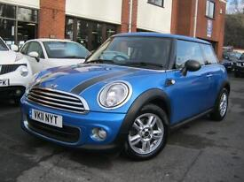2011 11-Reg Mini 1.6 ( Pepper ) One Pimlico,GEN 44,000 MILES,1 OWNER + DEALER!!