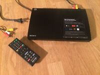 Sony Blu-Ray player with Remote
