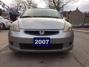 2007 Honda Fit LX ***NO ACCIDENT***ONE OWNER***
