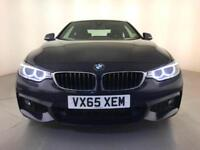 2015 BMW 435D XDRIVE M SPORT AUTOMATIC DIESEL COUPE 4X4 1 OWNER SERVICE HISTORY