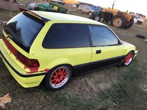 1991 Honda Civic hatchback DX