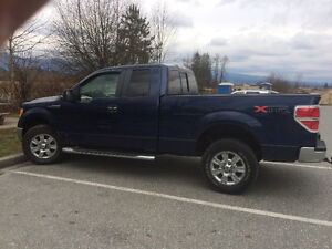 2010 Ford F-150 XLT chrome Pickup Truck