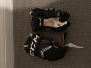 "CCM Super Tacks gloves 13"" $150 OBO"