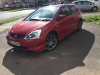 Honda Civic Type-R 2.0 V-Tec 3 Door Hatchback