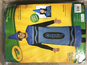 Crayon Halloween Costume for Adults