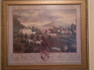 """""""Fair lawn In the County Of Lincoln""""/ CONQUEROR & MOORCOCK"""