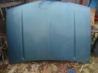 88' to 98' GM TRUCK HOOD, EXCELLENT CONDITION