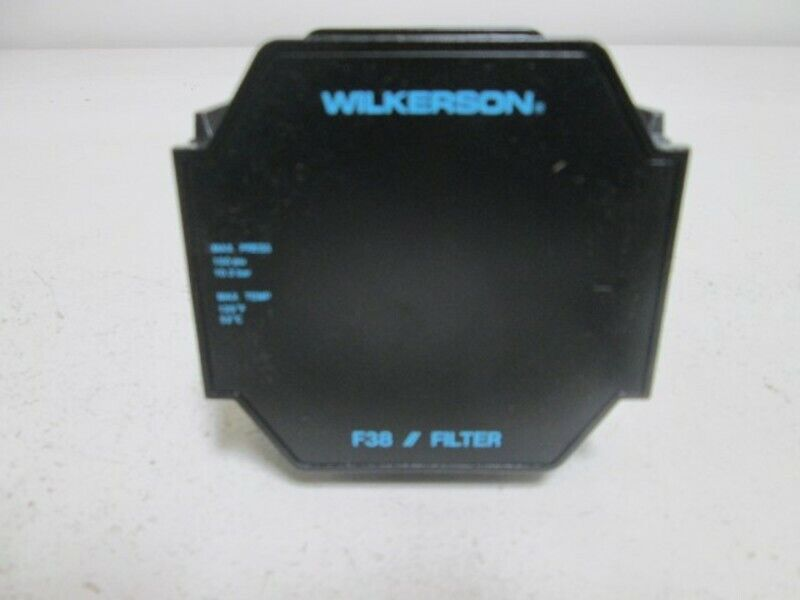 WILKERSON F38-06-SL00 AIR LINE FILTER (AS PICTURED) * USED *