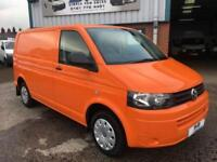 2013 62 VOLKSWAGEN TRANSPORTER 2.0 T32 TDI 6 SPEED 140 BHP WITH AIR CON TAILGATE