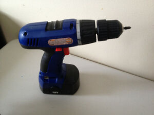 Campbell Hausfeld Cordless Power Tools