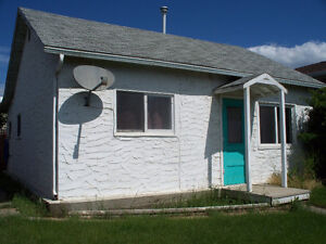 House For Rent - Downtown Peace River