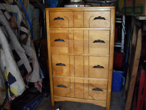 Commode antique  bureau