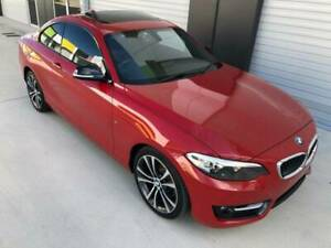 IMMACULATE 2014 SPORT LINE EDITION BMW 220i COUPE WITH LOW KMS Pinkenba Brisbane North East Preview