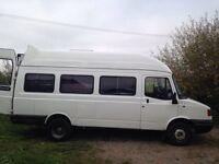 LDV Convoy Minibus/Camper van Conversion