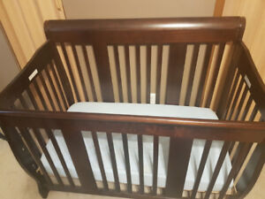3 in 1 Crib for Sale