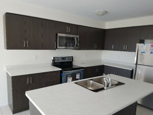 Brand new house with quick access to Go station and amenities