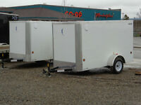 2015 ROYAL CARGO 5X10 WITH RAMP OR BARN DOOR
