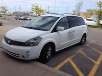 Nissan Quest 2007 SE full equipped