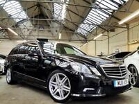 2011 Mercedes-Benz E Class 2.1 E250 CDI BlueEFFICIENCY Sport Estate 5dr