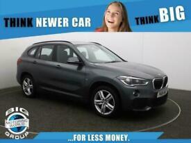 image for 2018 BMW X1 SDRIVE18D M SPORT Auto Estate Diesel Automatic
